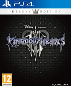PS4 Kingdom Hearts III - Deluxe Edition