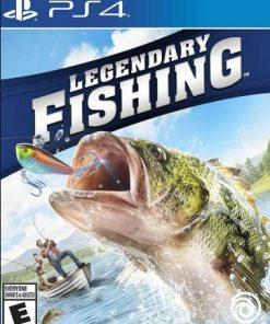 PS4 Legendary Fishing