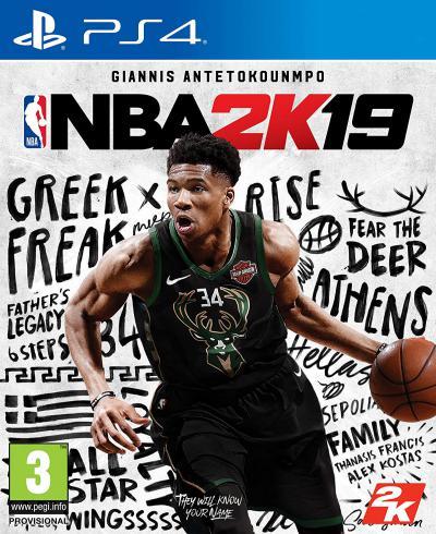 PS4 NBA 2K19