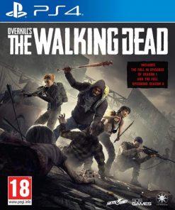 PS4 Overkills The Walking Dead