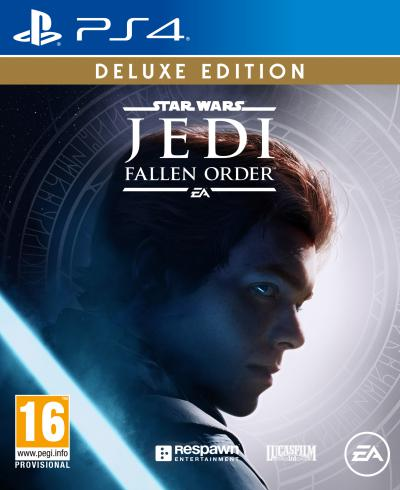 PS4 Star Wars Jedi Fallen Order Deluxe Edition