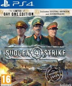 PS4 Sudden Strike 4 Special Edition