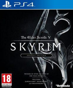 PS4 The Elder Scrolls V Skyrim Special Edition