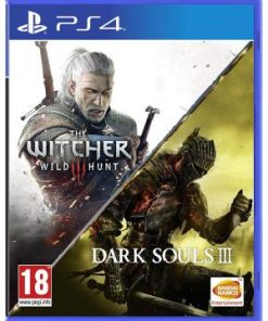 PS4 Witcher + Dark Souls