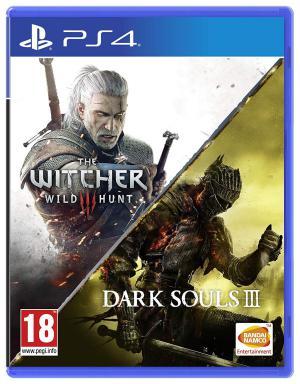 PS4 Witcher + Dark Souls