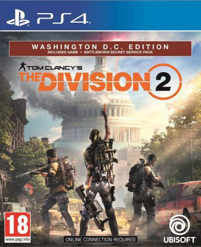 PS4 Tom Clancy's The Division 2 + DLC Washington D.C