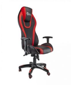 Gaming Stolica White Shark Cobra Crno Crvena