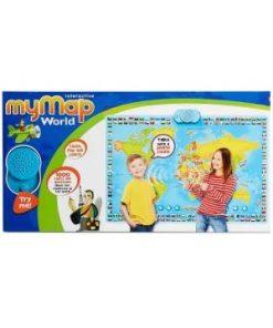 ZANZOON društvena igra MyMap karta svijeta