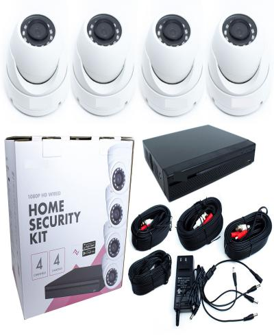 video nadzore dome 4 žične