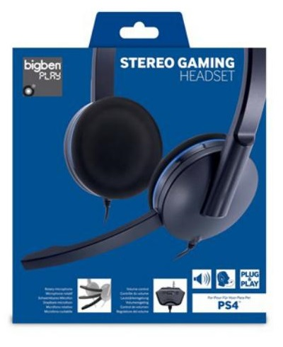 Gaming Slušalice BIGBEN PS4