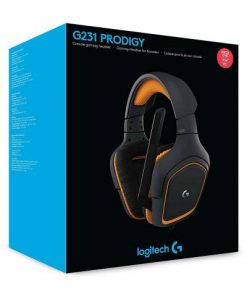 Logitech G231 Gaming Headset for Xbox One, PS4, Switch and PC
