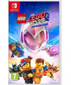 Nintendo Switch Lego Movie Videogame 2