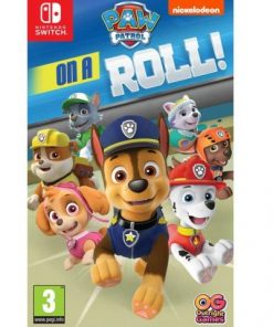 Nintendo Switch Paw Patrol - On A Roll!