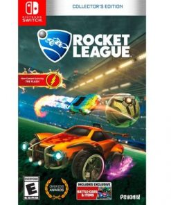 Nintendo Switch Rocket League Collector's Edition