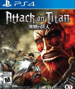 PS4 Attack On Titan - Wings Of Freedom