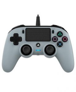 PS4 Big Ben Wired Nacon Controller Sivi