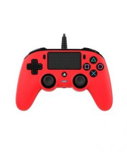 PS4 Big Ben Wired Nacon Controller Crveni