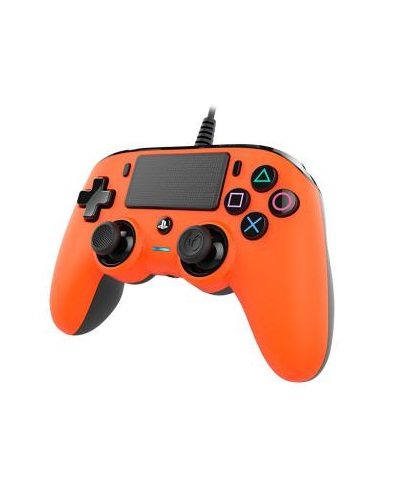 PS4 Big Ben Wired Nacon Controller Narančasti