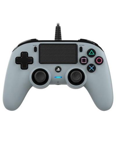 PS4 Big Ben Wired Nacon Controller Sivi