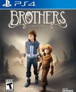 PS4 Brothers - A Tale of Two Sons