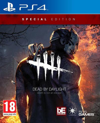 PS4 Dead By Daylight- Special Edition