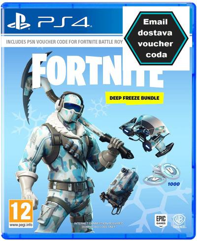 PS4 Fortnite Deep Breeze Code