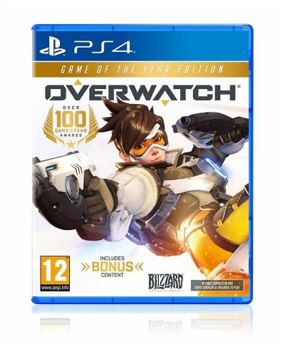 PS4 Overwatch GOTY Edition