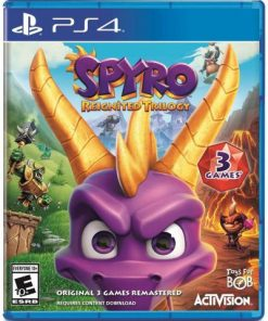 PS4 Spyro Trilogy Reignited