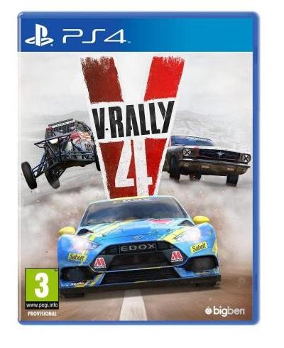 PS4 V-Rally 4