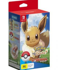 Pokemon Let's Go Eevee Limited Edition