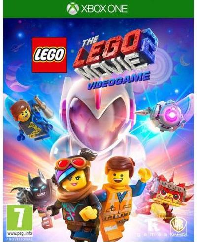 XBOX1 Lego Movie Videogame 2