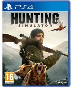 PS4 Hunting Simulator