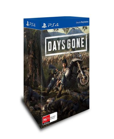 PS4 Days Gone Collector's edition