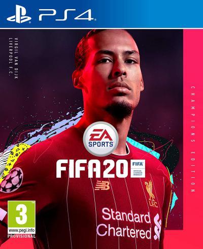 PS4 FIFA 20 Champions Edition