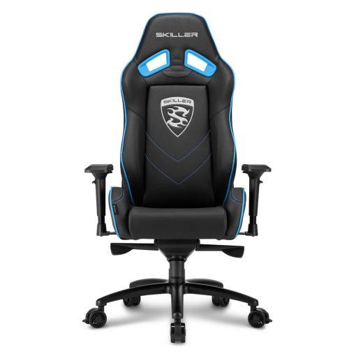 Gaming stolica Sharkoon Skiller SGS3, crno-plava