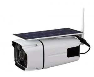 Solarni videonadzor