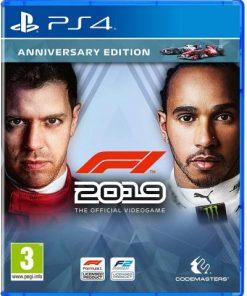 PS4 F1 2019