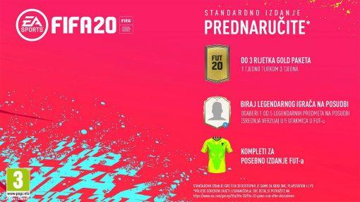 FIFA20 PRE ORDER