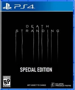 PS4 Death Stranding Special Edition