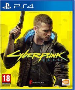 PS4 Cyberpank 2077