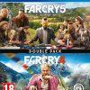 PS4 Far Cry 4 + Far Cry 5