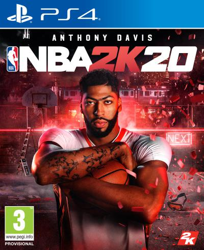 PS4 NBA 2K20