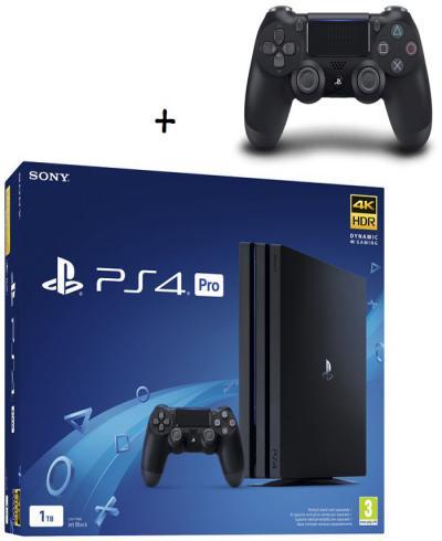 PS4 PRO + joypad