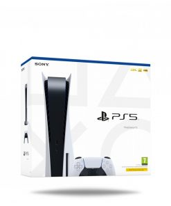 PS5 konzola sa blue ray