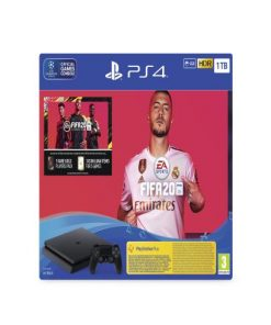 PS4 Slim 1 TB + FIFA 20 Bundle