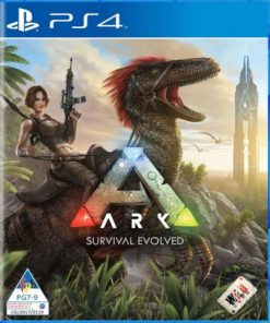 PS4-Ark-Survival