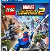 PS4 Lego Marvel Superheroes 2