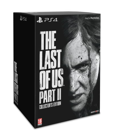 PS4 The Last Of Us Part 2 Collectors Edition