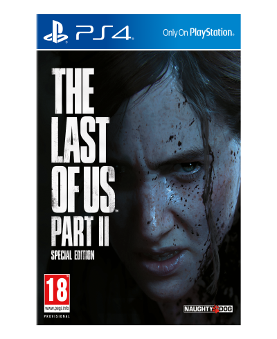 PS4 The Last Of Us Part 2 Special Edition