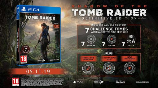 Shadow of the Tomb Raider Definitive Edition ok
